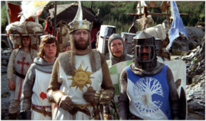 The Legend of The Holy Grail in Film