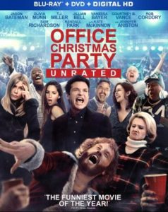 "Blu-ray Review ""Office Christmas Party"""