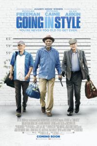 "Film Review: ""Going in Style"""