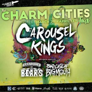 "Concert Review: ""Charm Cities Tour"" Williamsport, PA"