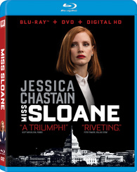 "Blu-ray Review ""Miss Sloane"""
