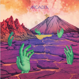 Arcadea Featuring Members of Mastodon, Zruda and Withered Sign with Relapse Records; New Album Out June 16th.