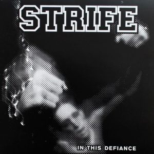 "STRIFE Guitarist Andrew Kline talks about 20th Anniversary of ""In This Defiance""."