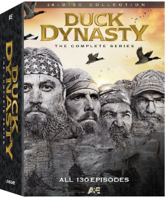 """DVD Review """"Duck Dynasty: The Complete Series"""""""
