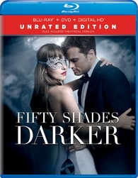 """Blu-ray Review """"Fifty Shades Darker"""""""