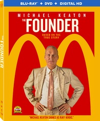 """Blu-ray Review """"The Founder"""""""