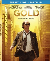 """Blu-ray Review """"Gold"""""""