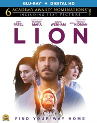 """Blu-ray Review """"Lion"""""""