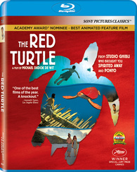 """Blu-ray Review """"The Red Turtle"""""""