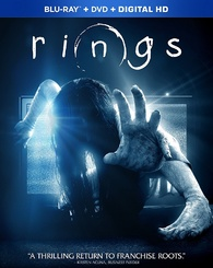 """Blu-ray Review """"Rings"""""""