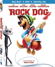 """Blu-ray Review """"Rock Dog"""""""