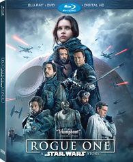 "Blu-ray Review ""Rogue One: A Star Wars Story"""