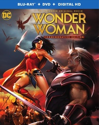 """Blu-ray Review """"Wonder Woman: Commemorative Edition"""""""