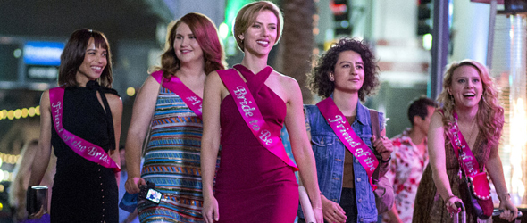 "Film Review: ""Rough Night"""
