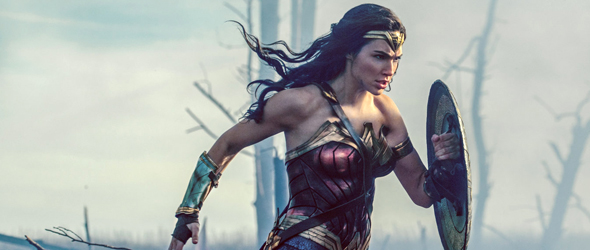 "Film Review: ""Wonder Woman"""
