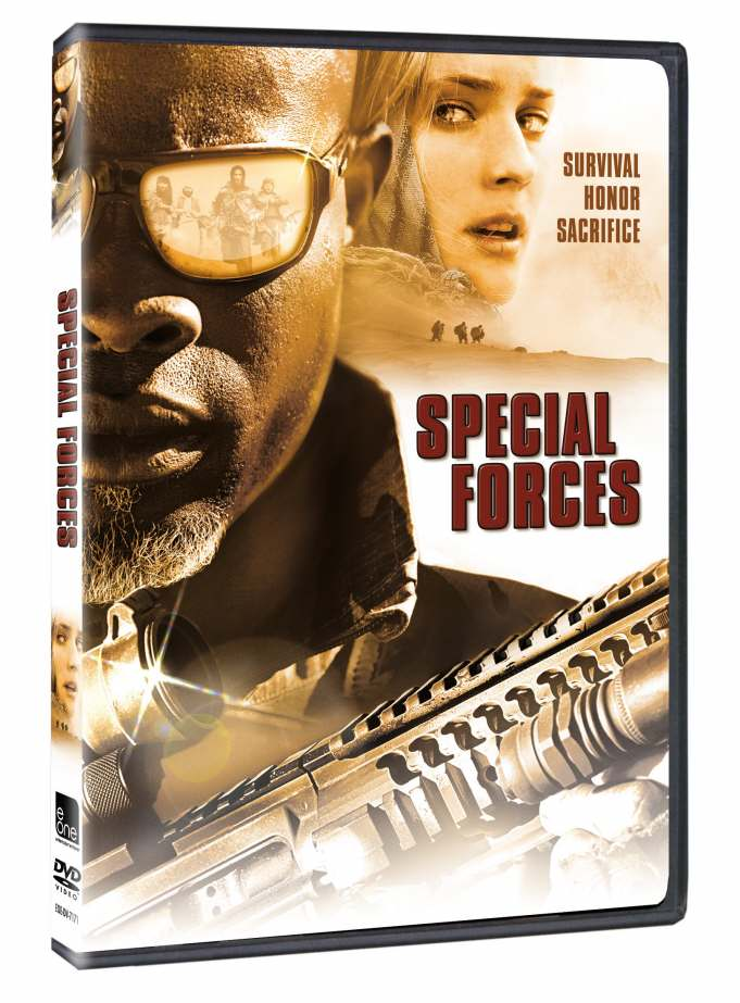 Special Forces (2011) DVDRip DFG